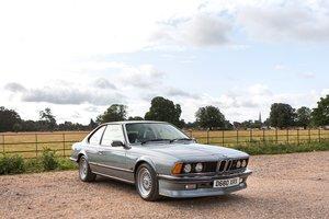 1987 M635Csi