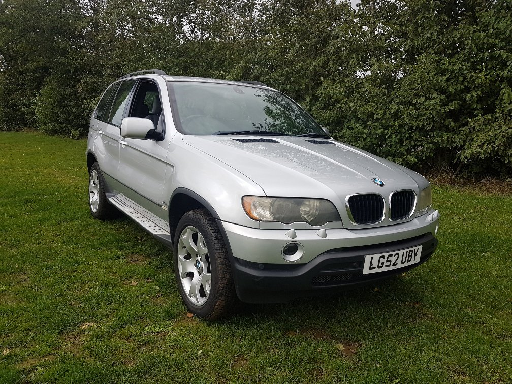 2002 BMW X5 D SPORT AUTO For Sale (picture 2 of 6)