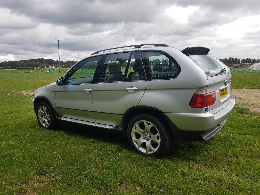 2002 BMW X5 D SPORT AUTO For Sale (picture 4 of 6)