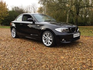 BMW 118d Sport Coupe Manual 2012/12 SOLD
