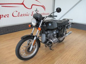 1979 BMW R65 Classic boxer motorcycle For Sale