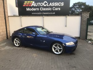 2007 BMW Z4 Coupe 3.0si  SOLD