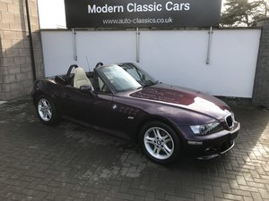 2000 BMW Z3 2.0 Mora Limited Edition, 42,000 For Sale