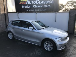 2004 BMW 120d se, Auto, Full History  SOLD