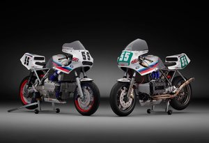 BMW K100 Endurance Race Bike