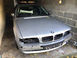 1999 BMW E38 E32 E23 7 Series Any project