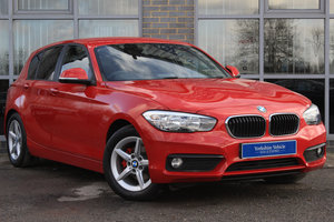 2016 16 BMW 1 SERIES 1.5 116D ED PLUS