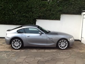 Wanted BMW Z4 coupe