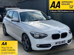 Picture of 2012 BMW 1 Series 1.6 116i Sport 5dr SOLD