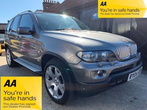 2004 BMW X5 3.0 i SE 5dr AUTO  *** SPARES OR REPAIRS *** SOLD