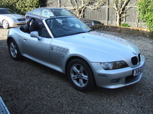 2001 BMW Z3 2.2i Roadster only 62000 miles