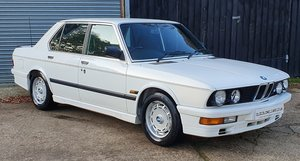 1987 ONLY 58,000 Miles - Ready to show - BMW E28 M535i - FSH For Sale