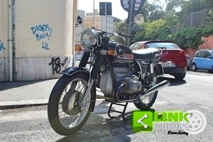 Bmw R-75-5 America Restauro Originale Completo 1972 For Sale