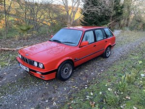 1991 325i touring Rare manual  For Sale