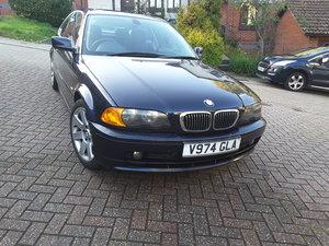 1999 BMW E46 328CI Auto Coupe *Deposit taken*