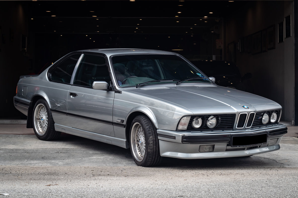 BMW 635CSi E24 Highline & Shadowline 1988 For Sale (picture 1 of 6)