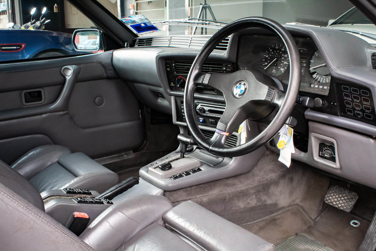 BMW 635CSi E24 Highline & Shadowline 1988 For Sale (picture 3 of 6)