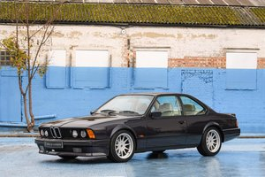 Picture of 1989 BMW 635 CSi Motorsport Edition SOLD