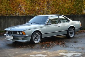 (1078) BMW 635 CSI Automatic - 1981