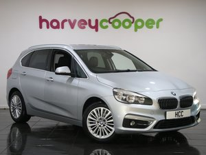 BMW 2 Series 218d Luxury 5dr [Nav] 2017(17) For Sale