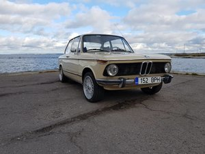 1972 BMW 2002 very good condition