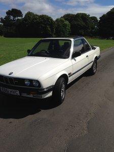1987 bmw baur 316 For Sale