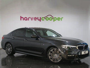 BMW 5 Series 520d M Sport 4dr Auto 2018(18) For Sale