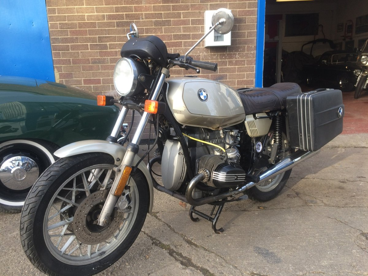 1980 BMW R65. SOLD (picture 1 of 6)