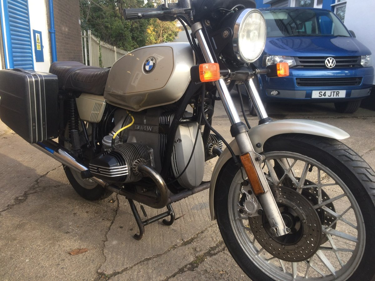 1980 BMW R65. SOLD (picture 2 of 6)