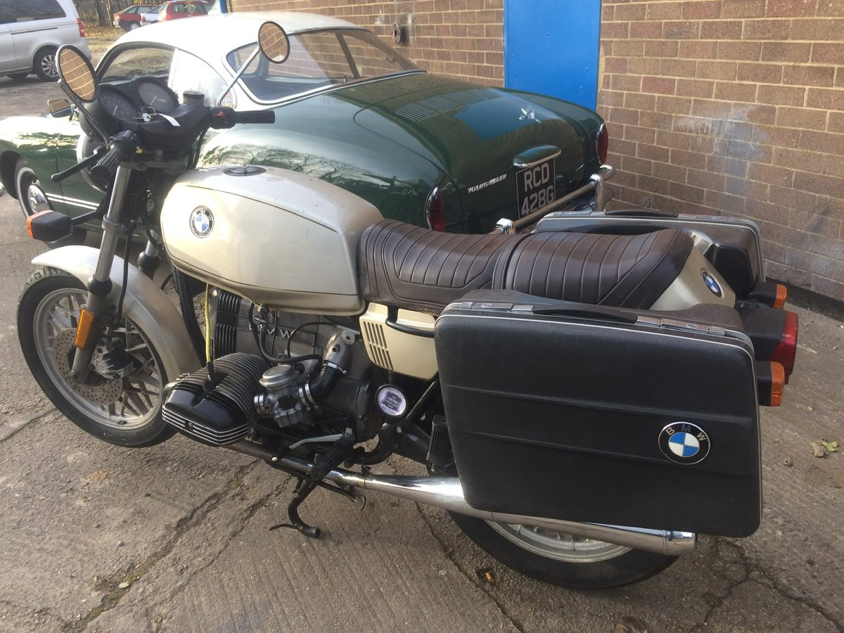 1980 BMW R65. SOLD (picture 3 of 6)