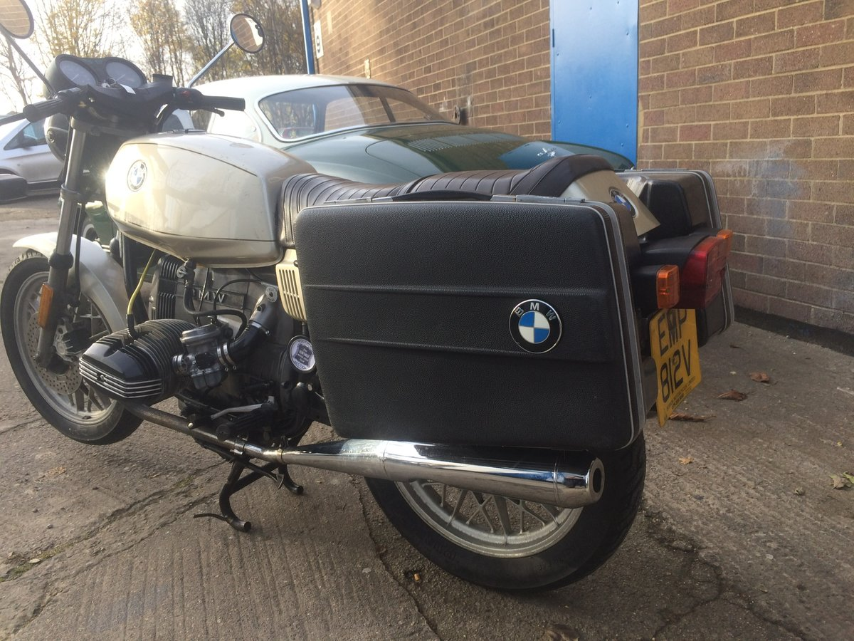 1980 BMW R65. SOLD (picture 5 of 6)