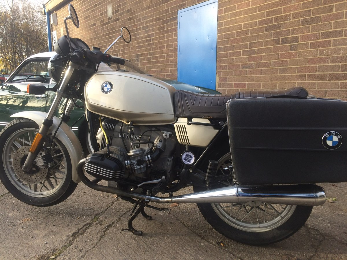 1980 BMW R65. SOLD (picture 6 of 6)