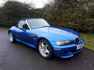 2000 BMW Z3M 3.2 Roadster For Sale by Auction