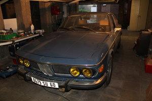 1973 BMW 3.0 CS  For Sale