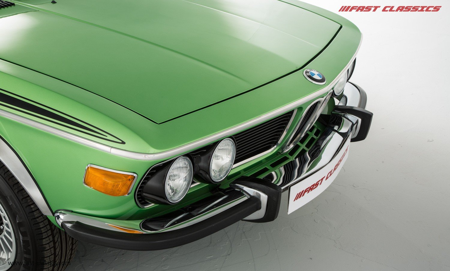 1972 BMW 3.0 CSL  For Sale (picture 2 of 23)