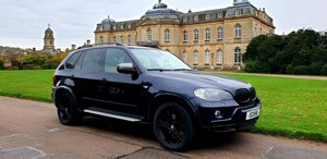 2007 LHD BMW X5 3.0 SPORT SE, AUTOMATIC, LEFT HAND DRIVE For Sale