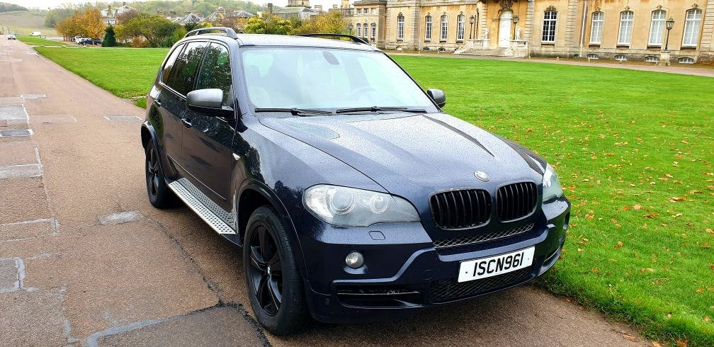 2007 LHD BMW X5 3.0 SPORT SE, AUTOMATIC, LEFT HAND DRIVE For Sale (picture 2 of 6)
