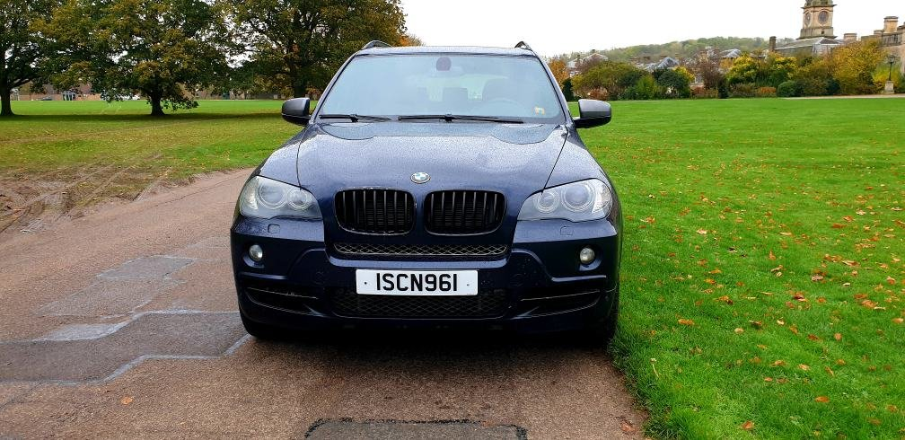 2007 LHD BMW X5 3.0 SPORT SE, AUTOMATIC, LEFT HAND DRIVE For Sale (picture 3 of 6)