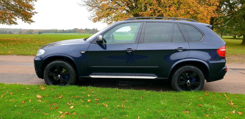 2007 LHD BMW X5 3.0 SPORT SE, AUTOMATIC, LEFT HAND DRIVE For Sale (picture 4 of 6)