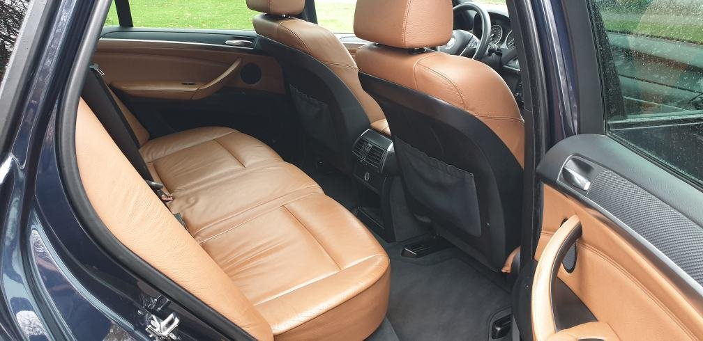 2007 LHD BMW X5 3.0 SPORT SE, AUTOMATIC, LEFT HAND DRIVE For Sale (picture 5 of 6)