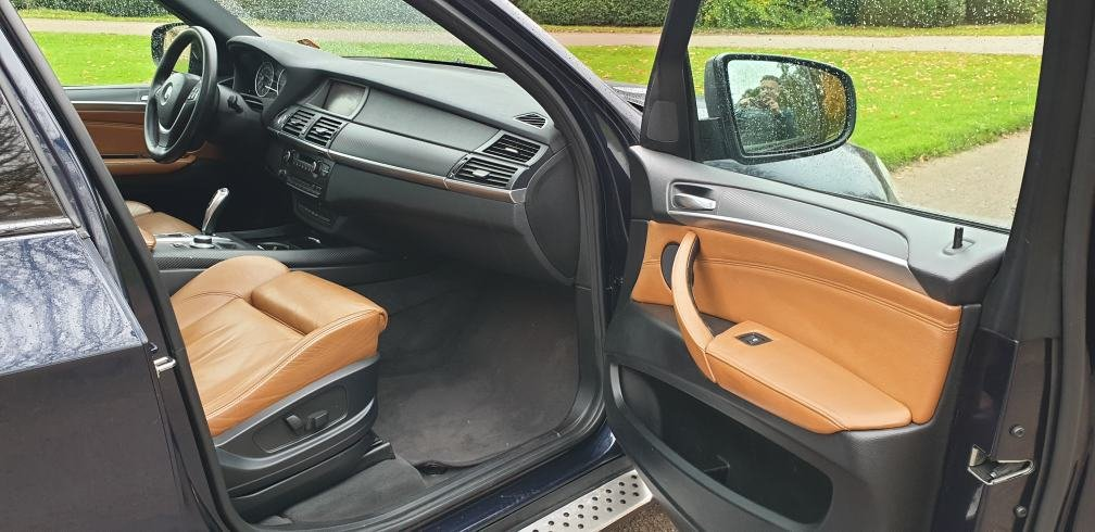 2007 LHD BMW X5 3.0 SPORT SE, AUTOMATIC, LEFT HAND DRIVE For Sale (picture 6 of 6)
