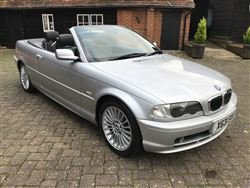 2001 E46 320 Auto Conv - Tuesday 10th Dec 2019