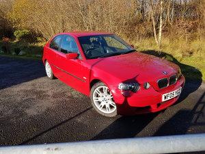 2005 BMW 325 Ti M sport - 34k Miles genuine. For Sale