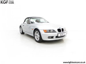 1999 A Splendid BMW Z3 1.9i with Just 48,012 Miles from New SOLD