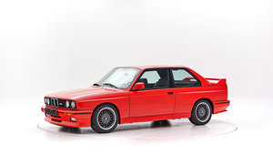 1987 BMW E30 M3 for sale by auction For Sale by Auction