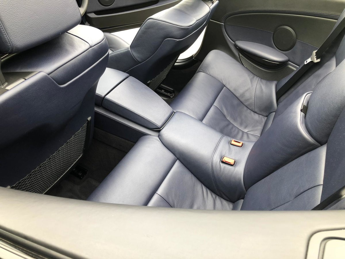 2009 BMW 650I v8 MANUAL FULL SERV HST 2 FORMER KEEPERS VGC For Sale (picture 6 of 6)