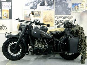 1941 BMW R75 RUSIA For Sale