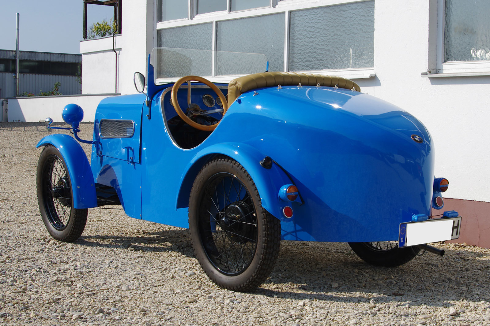 1929 BMW DIXI DA1 * Ihle-Roadster * restored * rare For Sale (picture 3 of 6)