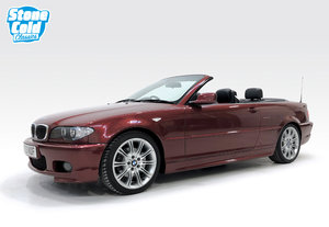 2003 BMW 325Ci Sport Convertible Auto Individual For Sale