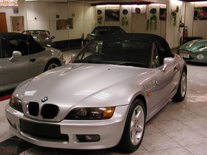 1997 BMW Z3 1.9 AUTOMATIC  CONVERTIBLE